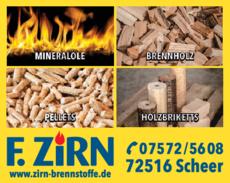 Anzeige Zirn F. GmbH