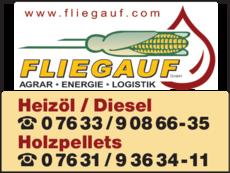 Anzeige Fliegauf GmbH