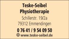 Anzeige Teske-Seibel
