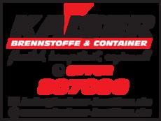 Anzeige KAISER Containerservice