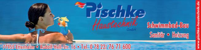 Anzeige Pischke Haustechnik GmbH