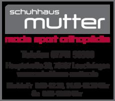 Anzeige Schuhhaus Mutter