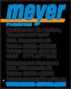 Anzeige Meyer Heinz