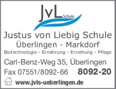 Anzeige Justus-von-Liebig-Schule