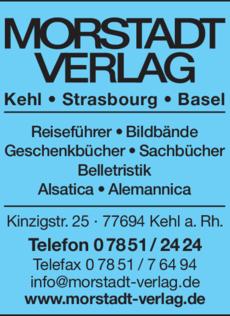 Anzeige Morstadt Verlag