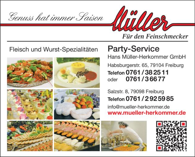 Anzeige Müller-Herkommer GmbH