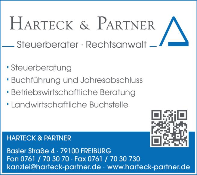 Anzeige Harteck & Partner