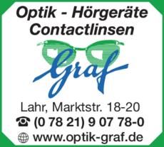 Anzeige Graf OHG