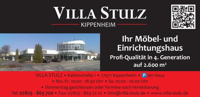 Anzeige Stulz Möbelhaus