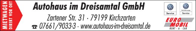 Anzeige Autovermietung Euromobil