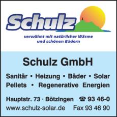 Schulz Gmbh In Bötzingen In Das örtliche