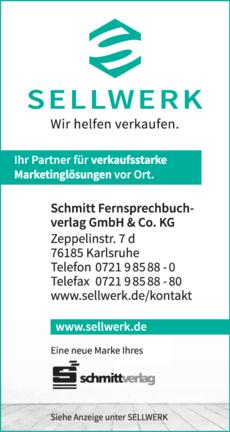 Anzeige Telefonbuchverlag
