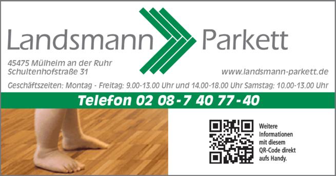 Parkett Mülheim parkett landsmann in mülheim an der ruhr in das örtliche