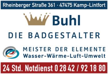 Anzeige Buhl GmbH