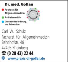 Anzeige Schulz Carl W.