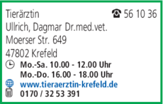 dr. ullrich krefeld