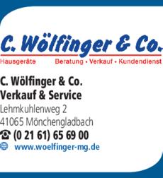 Anzeige Wölfinger C.