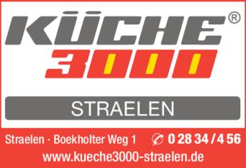 Anzeige Küche 3000