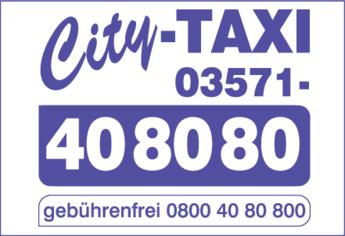 Anzeige City-Taxi & Transport Hoyerswerda