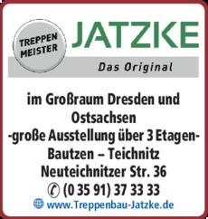 Treppenbau Jatzke treppenbau jatzke in bautzen ⇒ in das Örtliche