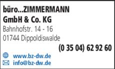 Buro Zimmermann Burofachhaus In Dippoldiswalde In Das Ortliche