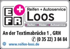Anzeige Reifen Loos Volker
