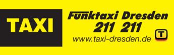 Anzeige Taxi Dresdner Taxi-Genossenschaft