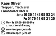 Tischler Jena kaps oliver treppen tischlerei in jena in das örtliche