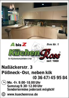 A Z Kuchen Rose In Possneck In Das Ortliche