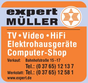 Anzeige Radio - Bernd Müller