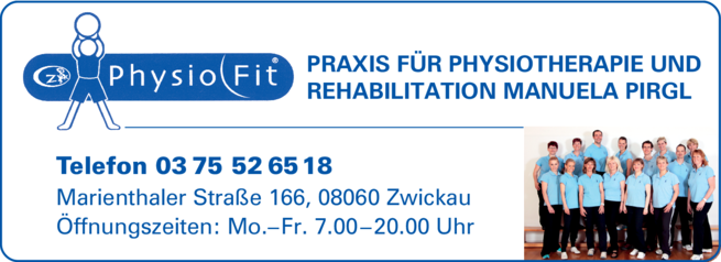 Anzeige Diabetes Physiofit Pirgl