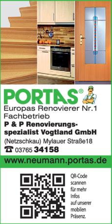 Portas In Netzschkau In Das örtliche