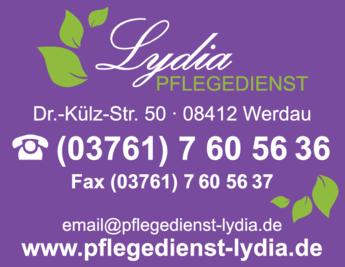 Anzeige Matus Lydia