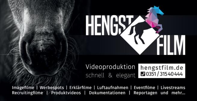 Anzeige HENGST FILM