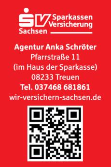 Anzeige Agentur Anka Schröter