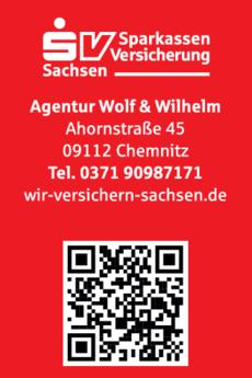 Anzeige Agentur Wolf & Wilhelm