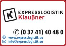 Anzeige Expresslogistik Klaußner
