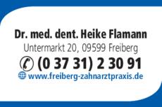 Anzeige Flamann Heike Dr. med. dent.