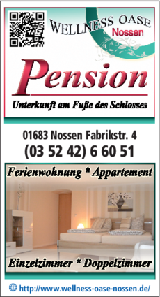 Anzeige Pension Oly