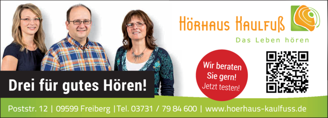 Anzeige Kaulfuß Hörhaus