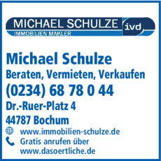 Anzeige Immobilien Schulze Michael