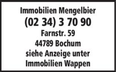 Anzeige Wappen Mengelbier