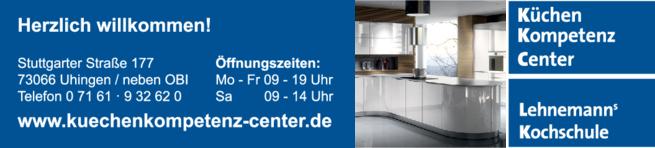 Kuchen Kompetenz Center Uhingen