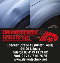 Anzeige Dellentechnik Schönfeld