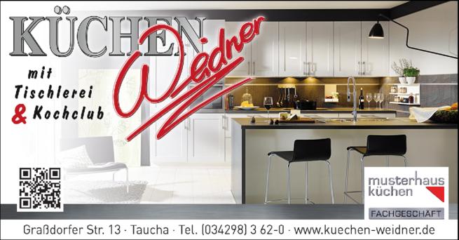 Anzeige Küchen Weidner GmbH