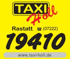 Anzeige Taxi Holl