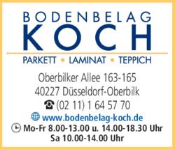 Bodenbelag Koch Düsseldorf koch in düsseldorf oberbilk im das telefonbuch finden tel 0211