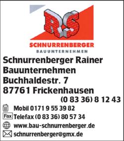 schnurrenberger rainer in lauben frickenhausen im das. Black Bedroom Furniture Sets. Home Design Ideas
