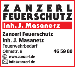 zanzerl feuerschutz in essenbach 0870346. Black Bedroom Furniture Sets. Home Design Ideas