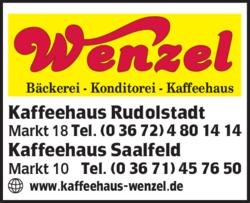 kaffeehaus wenzel rudolstadt